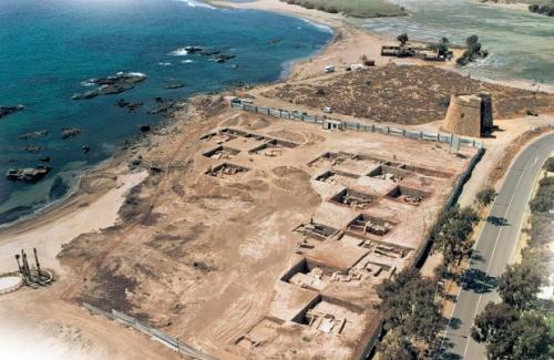 Baria: Visita al pueblo Fenicio-Romano de Villaricos