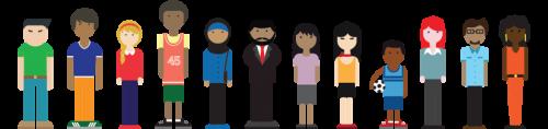 Estereotipos sociales: ninguno me identifica ...