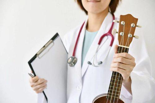 Mesa redonda: Música y Salud