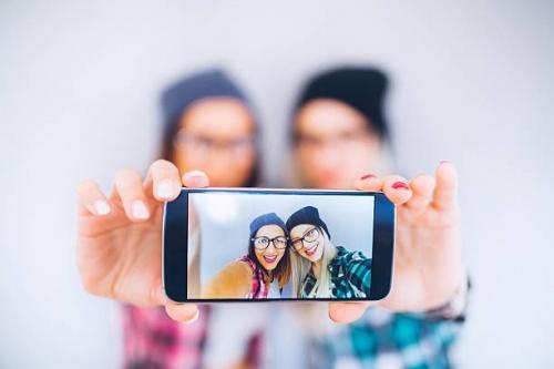 ¿Cuantos selfies necesitas para conocerte?